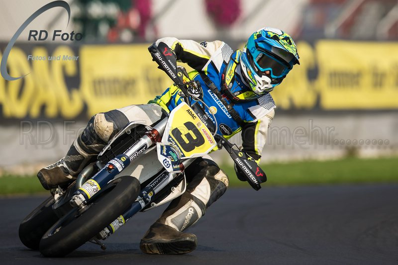 Markus Volz für Deutschland zur Supermoto of Nations Circuit of Carole 2017