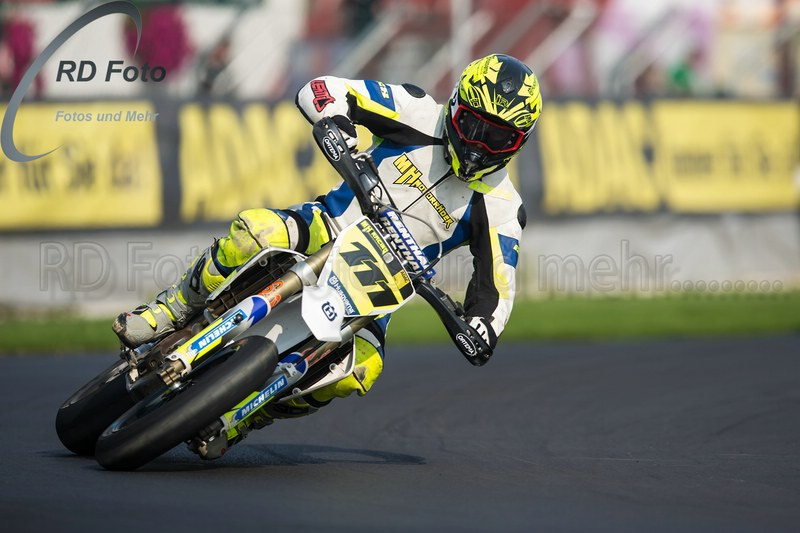 Markus Class für Deutschland zur Supermoto of Nations Circuit of Carole 2017