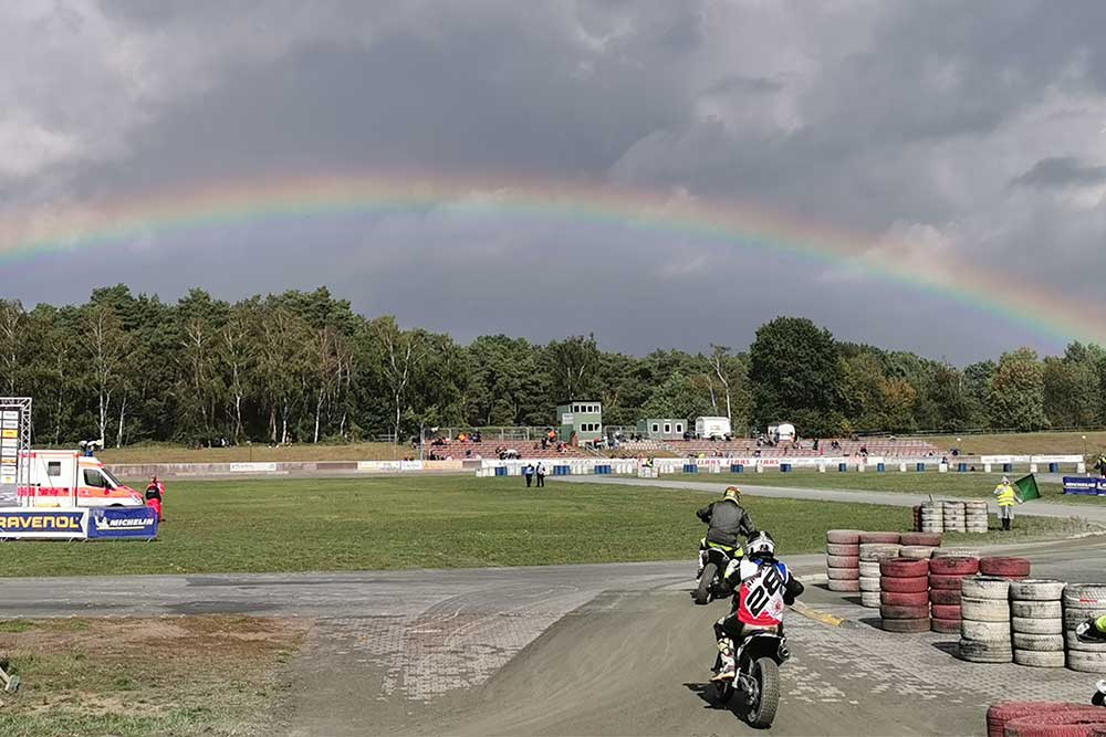 Finale Supermoto IDM DM Harsewinkel 2019 2