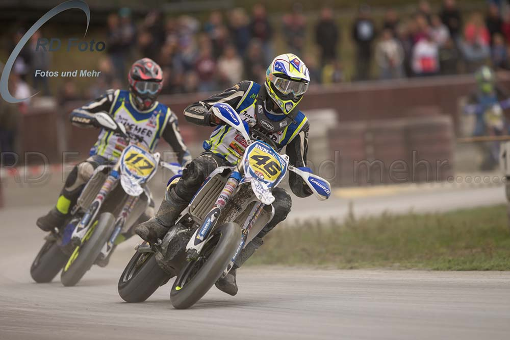 Banholzer Racing Supermoto IDM DM Finale 2019 Harsewinkel