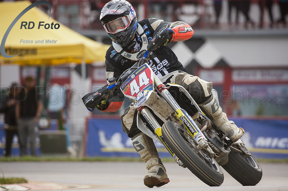 Jan Deitenbach Supermoto IDM DM Cheb 2019